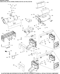 Cv740 3138 toro exmark 25 hp 18 6 kw exhaust group 11 24 189 ech630 749 ⎙ print diagram