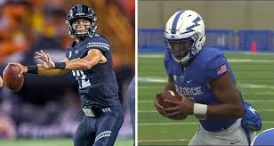 Air Force Football Depth Chart Hawaii Qb Chevan Cordeiro Is A Surprise Starter But Leads