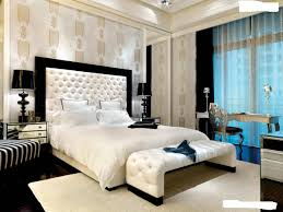 Master Bedroom Furniture Design Captivating Master Bedroom Design With Luxurious Foamy White New