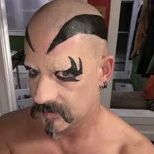makeup and bald cap failure