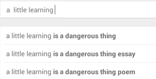 a little learning is a dangerous thing essay a little knowledge is a dangerous thing f f info seleniumone blogger a little learning is a