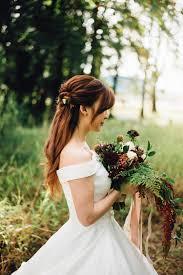 結婚式の髪型ハーフアップのヘアアレンジ集と簡単なやり方 Lovely