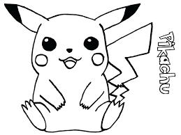Pokemon Coloring Pages Pikachu Hat Printable Ninja Prissy Design Ex