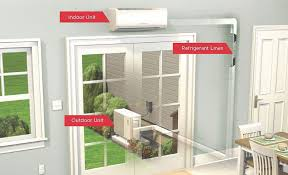 mitsubishi air conditioner wall unit. Wonderful Air Mitsubishi Mr Slim Hyper Heating Heat Pump Wall Mounted System Features In Air Conditioner Unit D