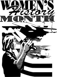 Womens History Month Printable Poster Free Printable Papercraft