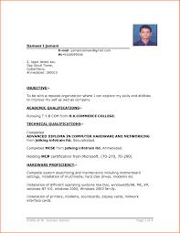 Free Download Resume Samples Sample Resume Format Word New Sample Resume Word Format Download 13
