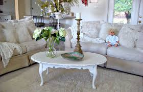 Shabby Chic White Coffee Table Gorgeous Shabby Chic Coffee Table Ideas To Complete Your Living