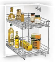 Kitchen Organizer Under Kitchen Sink Organizer 14 Inch In Pull Out Baskets