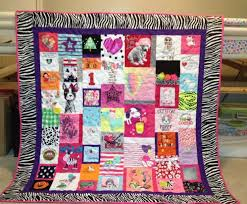 44 best Prairie Girl Quilts images on Pinterest   Memory quilts ... & Custom quilt made from baby clothes. www.prairiegirlquilts.com Adamdwight.com