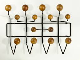 Vitra Coat Rack Eames Black Collection by Vitra Flodeau 46