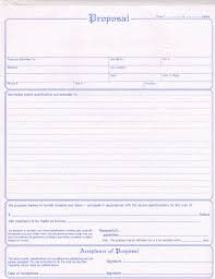 Contractor Proposal Template 10 Free Contractor Proposal Forms St Columbaretreat House