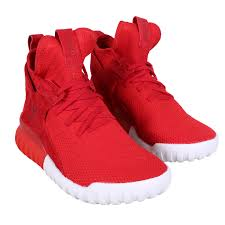 adidas shoes high tops red. adidas shoe tubular x primeknit high-top sneaker red white shoes high tops u