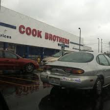 Cook Brothers Warehouse - Hermosa - 1740 N Kostner Ave