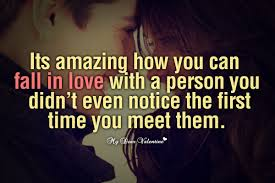 Amazing Love Quotes Delectable It's Amazing How You Can Fall In Love Cute Love Picture Quotes