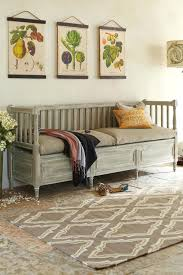 small fabric benches living room impressing best living room bench ideas on rustic of for from