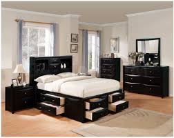 traditional furniture traditional black bedroom. Traditional Bedroom Design With Bob Furniture Black Sets, California King Storage Bed, T