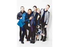 Presenting Christmas sounds by Pentatonix | Entertainment, News ...