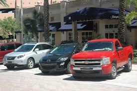 Full-size pickup trucks are high-risk to valet park. — Real Valet ...