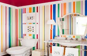 Colorful Bathroom Refresh  Creative RamblingsColorful Bathroom