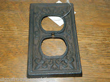 decorative electrical outlet covers. Contemporary Covers French Decorative Cast Iron Rustic Finished Electric House Outlet Plate  Cover With Electrical Covers