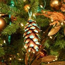 Pine Cone Christmas Decorations Pine Cone Ornament For Your Christmas Tree Hgtv