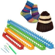 Details About Wool Knitting Loom Yarn Maker Knit Tool Set Diy Craft Scarf Knitter Rope Pattern