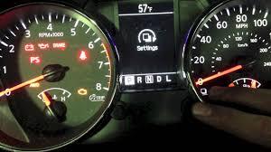 Tire Maintenance Light Nissan 09 13 Nissan Rogue Maintenance Reset