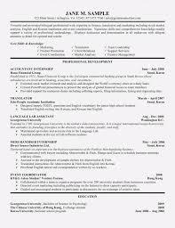 How To Write An Internship Resume Resume Templates For Collegetudents Internships Internship