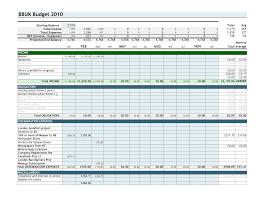 Sample Church Budget Spreadsheet Free Spreadsheet Bud