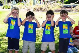 santa barbara zoo cs offer the usual fun outdoor games crafts and interactions