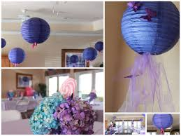 Lavender Baby Shower Decorations Eeyore Themed Baby Shower With A Purple Twist Shallowpocketdesigns