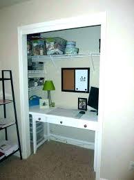 diy closet office. Closet Desk Ideas  And . Office Diy