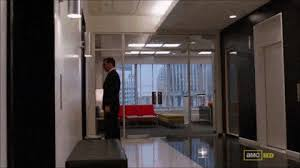 don draper office. Don\u0027s Elevator Mishap Best Serves As A Warning: Watch Where You\u0027re Going, Man, Because It Looks Whole Lot Like Death Ahead. Don Draper Office G