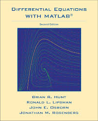 diffeial equations with matlab 2nd edition