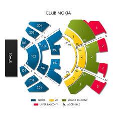The Novo Seating Chart Row Cc Dr Dog Los Angeles Tickets 2 27 2020 8 00 Pm Vivid Seats