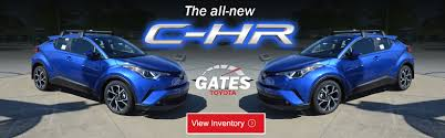 Gates Toyota | New Toyota Cars, SUVs and Vans | South Bend, IN