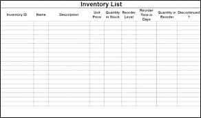 Printable Office Supply List Impressive Office Supply List Template Checklist Excel Inventory All Visualize