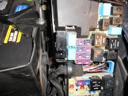 how to actually disable traction control pics mazdaspeed open your fuse box it looks like this