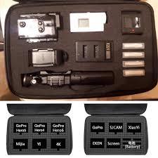 <b>Аксессуары</b> для экшн камеры mi jia водонепроницаемый <b>чехол</b> ...