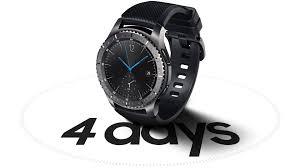samsung watch s3. additional information samsung watch s3