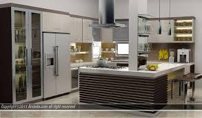 contoh desain dapur dan kitchen set arsindocom