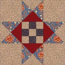 109 best 9 inch quilt block images on Pinterest | Appliques ... & 9-Inch Quilt Block Patterns FREE Quilt Block Patterns Sorted by Block Size  By Janet Adamdwight.com