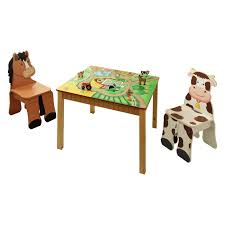 Table Set For Kids Beautiful Very Cute Table And 2 Chairs Set For Kids With