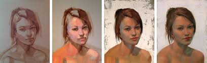 this three day portrait painting work is a unique opportunity for students of all levels to learn the process of painting the portrait in oils using a