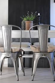 industrial kitchen table furniture. Tolix Armchair Side Chair Industrial Kitchen Table Furniture