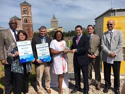 Rochester recognized for being a climate smart and clean energy community |  WXXI News