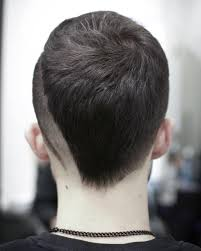 V Hairstyle new mens hair trends neckline hair design 5785 by wearticles.com