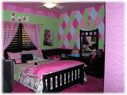 cool bedroom ideas for teenage girls home. bedroom, teenage girl bedroom ideas electric fan green wall black bedstead headboard mirror dresser storage cool for girls home