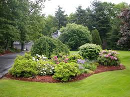 garden landscape design.  Garden Islandflowerbedideas  Garden Landscape Design Architecture Natural  Beautiful  Inkiso  Inside N