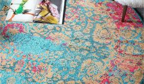 by 6 x rug 9 area rugs under 100 pink blue palazzo round design my